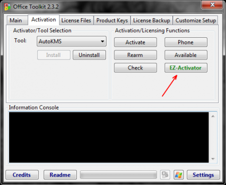 Mini kms activator v1.2 for ms office 2010