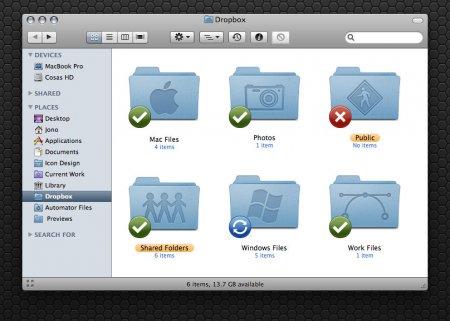 Dropbox - надежный и удобный сервис для хранения данных
