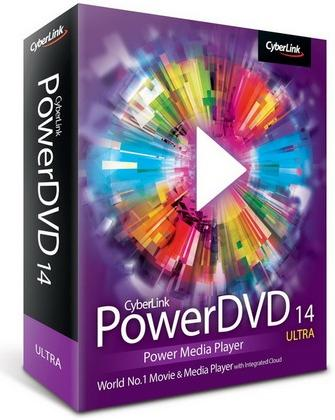 CyberLink PowerDVD Ultra 14.0.4223.58 RePack