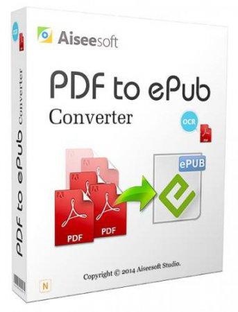 Aiseesoft PDF to ePub Converter