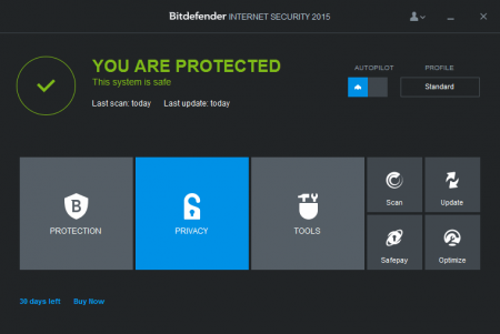 Bitdefender Internet Security 2015 18.14.0.1088