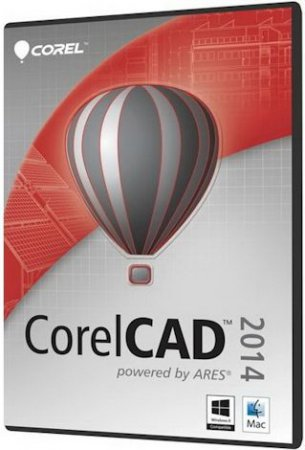Ключ CorelCAD 2014