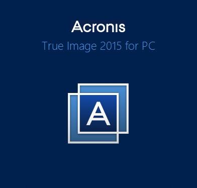 Acronis True Image 2015 18.0