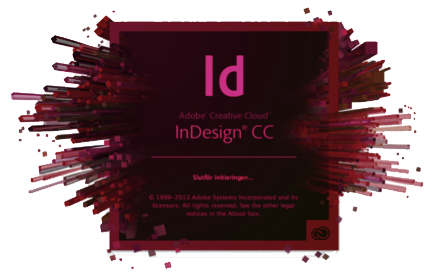 Ключ Adobe InDesign CC 2014