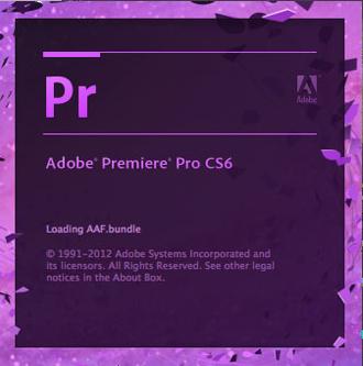 Ключ Adobe Premiere Pro CS6
