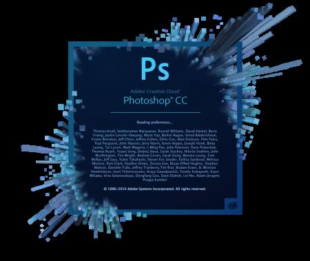 Ключ Adobe Photoshop CC 2014
