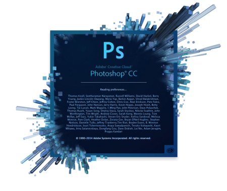 Adobe Photoshop CC Extended