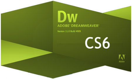 Ключ Adobe Dreamweaver CS6