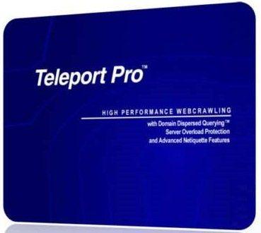 Ключ Teleport Pro 1.7