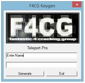 Teleport pro ключ - фото 10