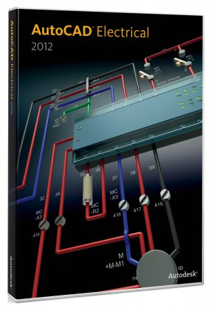 Ключ AutoCAD Electrical 2012