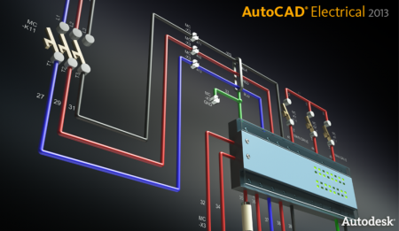 Ключ AutoCAD Electrical 2013