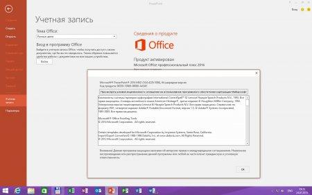 Microsoft Office 2016 Professional Plus 16.0.4229.1006