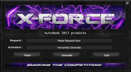 Ключ Autodesk AutoCAD Mechanical 2017
