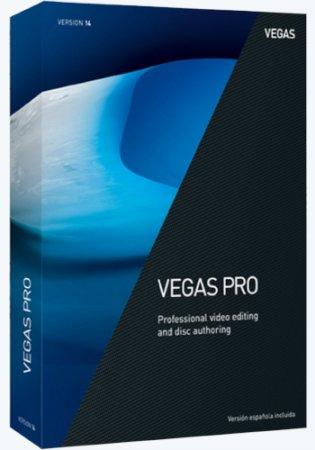 Ключ Vegas Pro 14.0